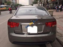 Cần bán lại xe Kia Forte SLI 1.6AT 2009, màu xám, xe nhập, giá 435tr