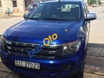 Chính chủ bán Ford Ranger MT đời 2013, màu xanh lam, nhập khẩu nguyên chiếc, giá tốt