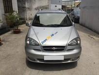 Cần bán xe Chevrolet Vivant đời 2010, màu bạc