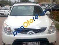 Xe Hyundai Veracruz sản xuất 2007, màu trắng