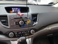 Cần bán Honda CR V 2.0AT sản xuất 2013, màu trắng mới chạy 27000 km