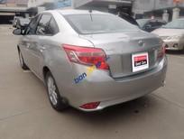 Xe Toyota Vios E đời 2014, màu bạc số sàn, giá tốt