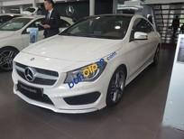 Bán Mercedes CLA 250 AT đời 2017, màu trắng