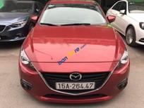Cần bán lại xe Mazda 3 AT đời 2015, màu đỏ