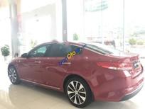 Bán ô tô Kia Optima 2.0 2017, màu đỏ, nhập khẩu giá cạnh tranh