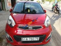 Cần bán xe cũ Kia Morning S đời 2014, màu đỏ