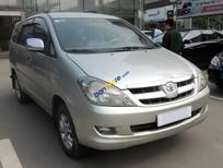 Bán Toyota Innova G đời 2008, màu bạc giá cạnh tranh