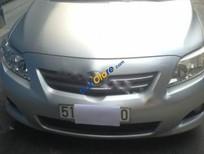 Chính chủ cần bán gấp Toyota Corolla altis 1.8MT năm 2009, màu bạc như mới, giá tốt