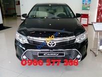 Toyota Bắc Ninh cần bán xe Toyota Camry đời 2017, màu đen