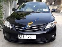 Bán xe cũ Toyota Corolla Altis 1.8AT đời 2014, màu đen
