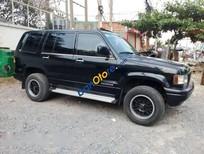 Bán xe cũ Isuzu Trooper đời 1997, màu đen