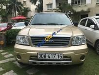 Gia đình bán xe Ford Escape 2.3L đời 2004, màu vàng