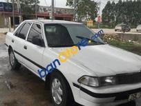 Xe Toyota Corolla MT năm sản xuất 1991, màu trắng, nhập khẩu