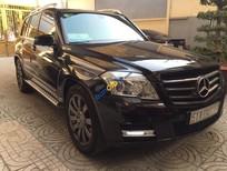 Bán Mercedes GLK 300 năm 2011, màu đen, nhập khẩu