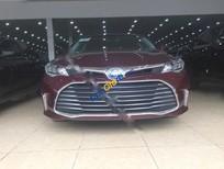 Xe Toyota Avalon Limited Hybrid năm sản xuất 2016, màu đỏ, xe nhập