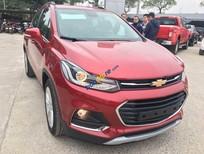 Cần bán xe Chevrolet Trax LT năm sản xuất 2017, màu đỏ, nhập khẩu nguyên chiếc giá cạnh tranh