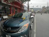 Tôi bán Mazda BT 50 2.2AT đời 2015, màu xanh lam, nhập khẩu