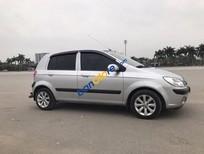 Xe Hyundai Getz 1.1 đời 2010, màu bạc, xe nhập xe gia đình, giá 288tr