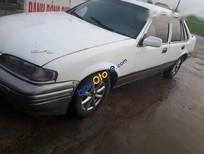 Xe Daewoo Prince năm sản xuất 1995, màu trắng, giá chỉ 35 triệu