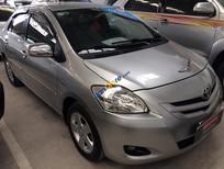 Bán Toyota Vios 1.5G 2008, màu bạc giá cạnh tranh