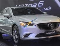 Mazda Phú Mỹ Hưng - Bán xe Mazda 6 2.0 Premium 2018, đủ màu, giao xe ngay, hỗ trợ trả góp 93% - Liên hệ 0918.542.161