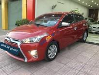 Xe Toyota Yaris G năm 2015, màu đỏ, nhập khẩu nguyên chiếc như mới, giá chỉ 580 triệu