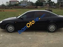 Cần bán Daewoo Leganza sản xuất 2002, màu đen, 120tr