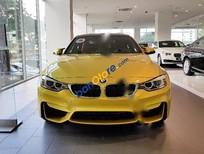Bán BMW M4 năm 2017, màu vàng, xe nhập