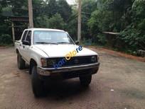 Xe Toyota Hilux MT sản xuất năm 1996, màu trắng, giá 90tr