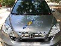 Cần bán lại xe Honda CR V 2.4 năm 2009, màu bạc, 719 triệu