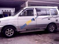 Cần bán xe Mitsubishi Jolie MT sản xuất năm 2001, màu trắng đã đi 130000 km, giá tốt