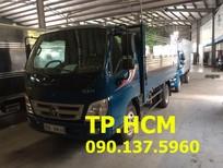 TP.HCM Thaco OLLIN 500B 2017, màu vàng MUI BẠT INOX 430