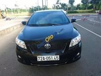 Cần bán gấp Toyota Corolla Altis 2.0V đời 2009, màu đen số tự động