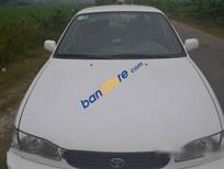 Bán Toyota Corolla sản xuất 2000, màu trắng chính chủ