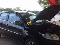 Cần bán xe Toyota Vios MT 2005, màu đen số sàn, giá tốt