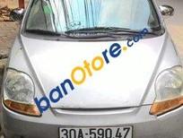Bán Daewoo Matiz MT đời 2008, màu bạc