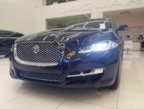 Bán xe Jaguar XJ Fortfolio đời 2017, màu xanh lam, nhập khẩu