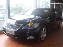 Bán ô tô Lexus LS 460L đời 2008, màu đen, nhập khẩu chính hãng