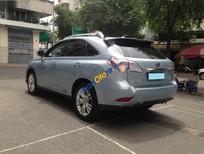 Cần bán lại xe Lexus RX450 Hybrid sản xuất 2009, màu xanh lam, nhập khẩu
