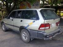 Cần bán gấp Ssangyong Musso GT sản xuất năm 2003, màu vàng, xe nhập chính chủ