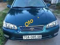 Bán Toyota Camry AT đời 1998, màu đen, nhập khẩu