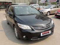 Cần bán xe Toyota Corolla altis G đời 2011, màu đen, số tự động