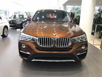 Bán BMW X4 xDrive20i 2017, màu nâu, nhập khẩu chính hãng