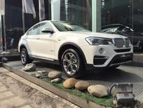 Bán BMW X4 xDrive20i 2017, màu trắng, nhập khẩu nguyên chiếc. Giá xe BMW X4. Bán xe BMW X4 giá rẻ nhất