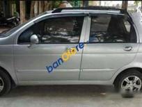 Bán xe cũ Daewoo Matiz MT đời 2005, màu bạc