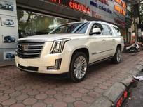 Bán xe Cadillac Escalade Platinum 2016, màu trắng, xe nhập Mỹ Full đồ giá tốt. LH: 0948.256.912