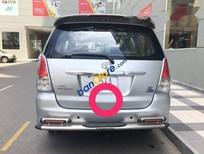 Bán xe cũ Toyota Innova G đời 2011, màu bạc số sàn