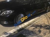 Bán xe Mercedes S500L đời 2016, màu đen