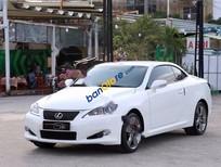Bán Lexus IS 250C sản xuất 2011, màu kem (be), nhập khẩu chính hãng