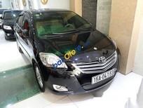 Bán ô tô Toyota Vios G đời 2011, màu đen số tự động, 489tr